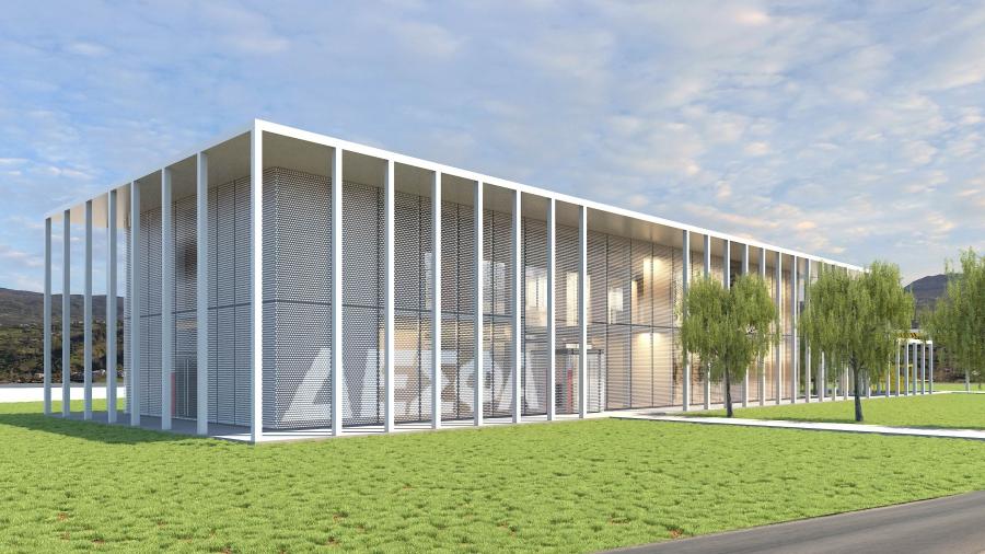 Το νέο Τεχνικό Εκπαιδευτικό Κέντρο του ΔΕΣΦΑ στη Νέα Μεσημβρία
