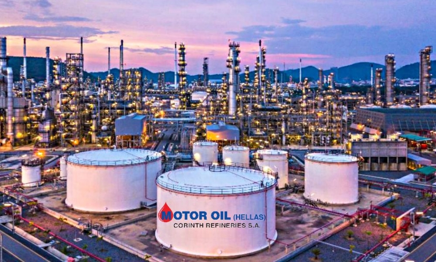 Motor Oil: «Έξυπνο» διυλιστήριο - Εκσυγχρονισμός των εγκαταστάσεων