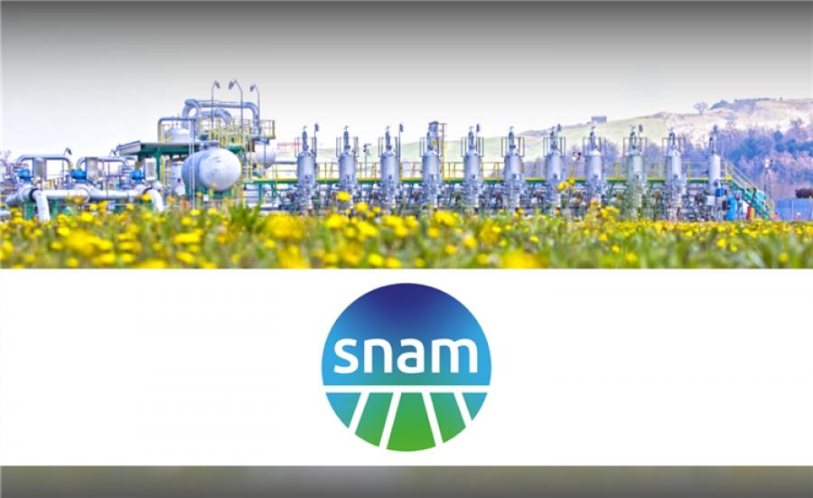 Eπενδύσεις 7,4 δισ. ευρώ της Snam την περίοδο 2020-24 για την επίτευξη της ανθρακικής ουδετερότητας