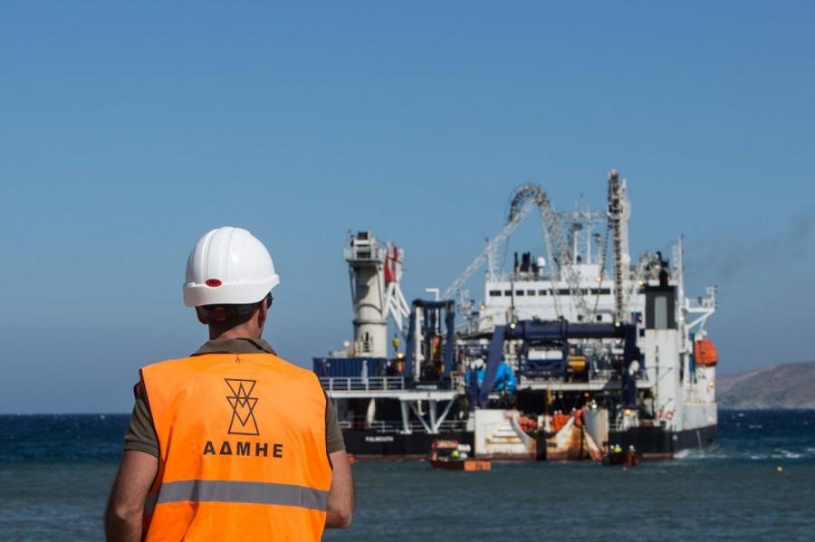ΑΔΜΗΕ: Αύξηση τιμολογίων - Μέχρι τον Ιούλιο η εμπορική λειτουργία Κρήτης - Πελοποννήσου (β)