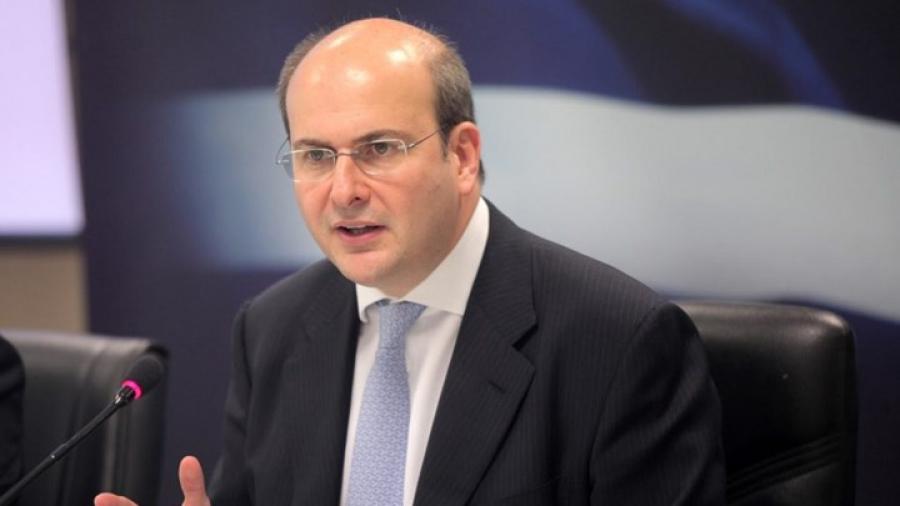 K. Χατζηδάκης: Έρχεται πρόγραμμα κρατικών επιδοτήσεων για την ηλεκτροκίνηση