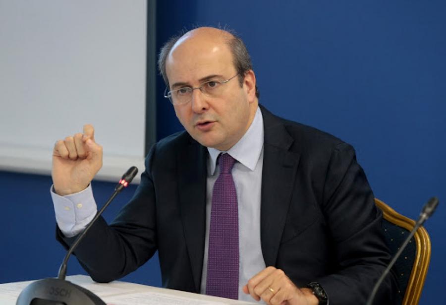 Κ. Χατζηδάκης: Μέτρα «ανάσα» για τις επιχειρήσεις και τις κοινωνικά ευάλωτες ομάδες από τους παρόχους ηλεκτρικής ενέργειας